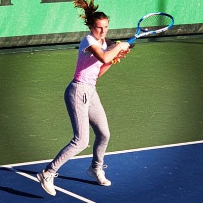 Nahia Berecoechea finalista del Torneo ITF .