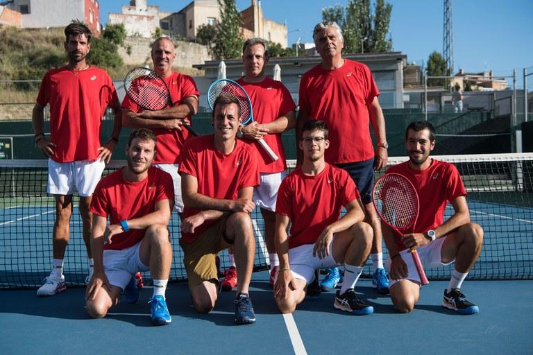 Acord de col·laboració Asics i Top Tennis