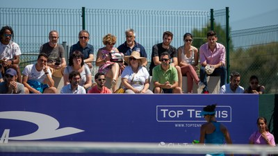 Torneig Arcadi Mancón puntuable per la WTA.