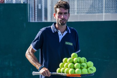 Ignasi Tennis Coach