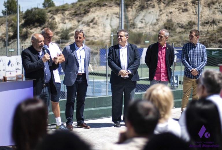 ITF Tournament $ 25,000 Arcadi Manchon.