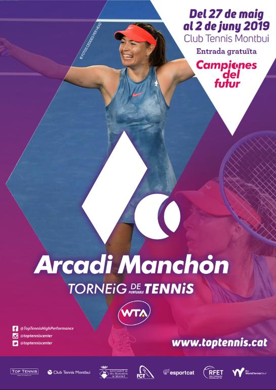 ITF Tournament $ 25,000 Top Tennis - Arcadi Manchon