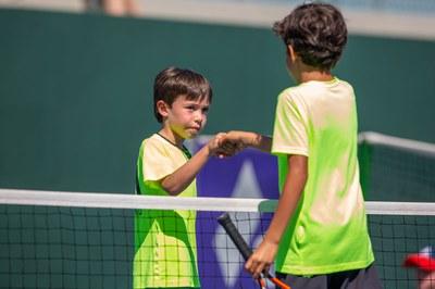 Top Tennis, Barcelona , Spain.