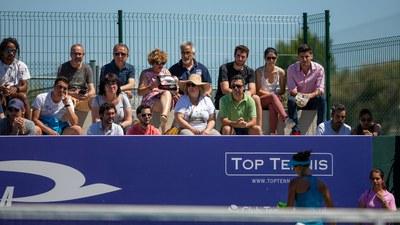Top Tennis  ITF $ 25.0000 Arcadi Manchon.