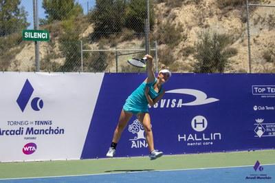 Match semi-finals, WTA $25.0000.