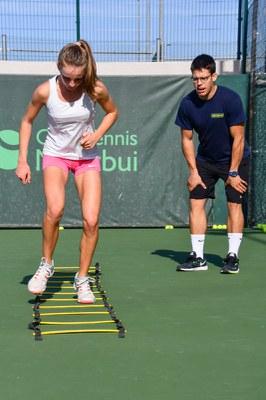 Preparación Fisica en el Centro Top Tennis