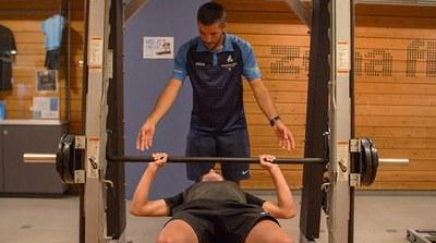 Preparación fisica especifica Teninis.