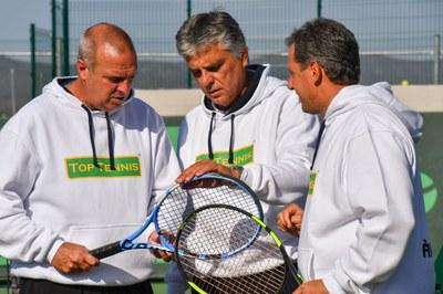 Directores Centro Alto Rendimiento Top Tennis