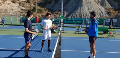 Training Top Tennis Centro de alto rendimiento
