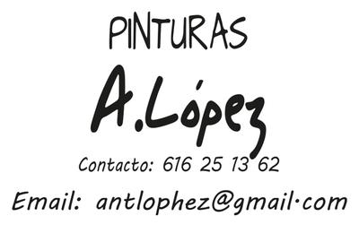 Pinturas A. López