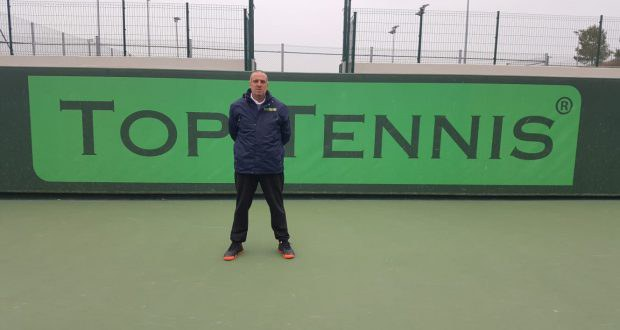 Entrevista a Alejo Mancisidor en Industria del Tennis