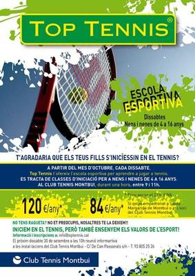 Escuela Deportiva de Top Tennis
