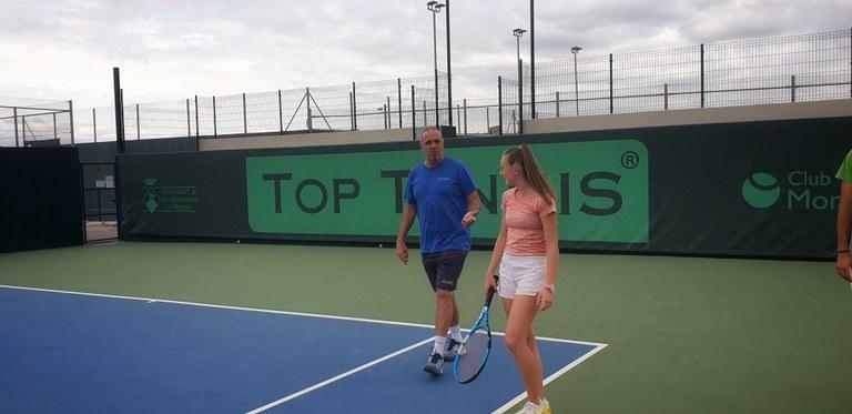 Revista de Tenis Grand Slam.