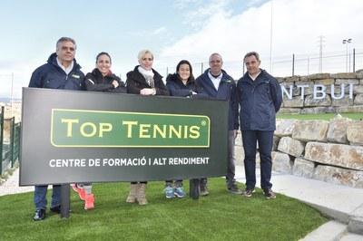Top Tennis Centro de Alto rendimiento.