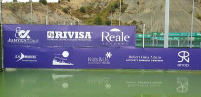 Sponsors Top Tennis 25.000$ WTA.