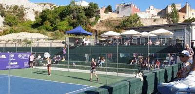 Semifinales de dobles ITF 25.000$