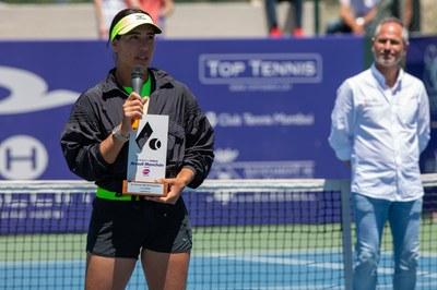 Elitsa KOSTOVA (BUL) [5],  campeona Individual.