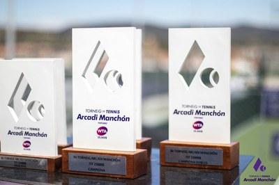 Trofeos WTA 25.000$  Arcadi Manchon