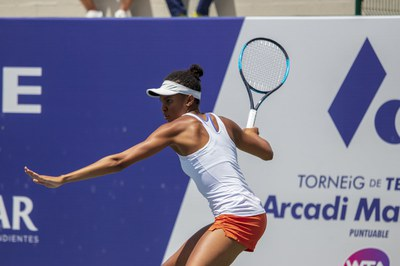 Anne-Sophie Morandais jugadora de Top Tennis