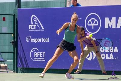 WTA 25.000$ Arcadi Manchon.