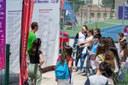 Los colegios de Igualada visitan el Torneo. –Top Tennis colabora con los colegios de Igualada en la promoción del deporte y valores.