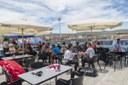 Terraza Restaurante Top Tennis –Vista de la terraza, durante el Torneo.
